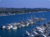 L.A.'s only yacht harbor resort